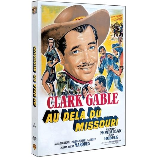Au-delà du Missouri : Clark Gable, Ricardo Montalban, John Hodiak