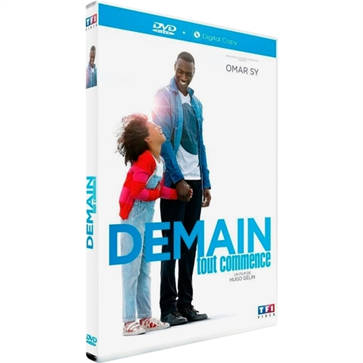 Demain tout commence : Omar Sy, Clemence Poésy...