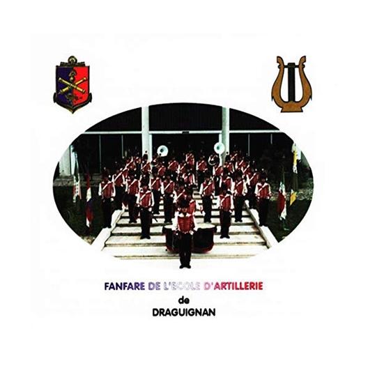 Fanfare de l'école d'artillerie de Draguignan
