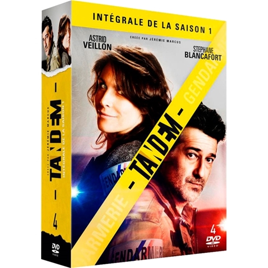 Tandem - saison 1 : Astrid Veillon, Stéphane Blancafort…