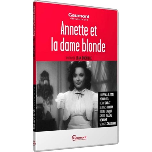 Annette et la dame blonde : Mona Goya, Louise Carietti, …