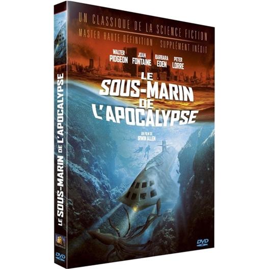 Le sous marin de l'apocalypse : Walter Pidgeon, Joan Fontaine...