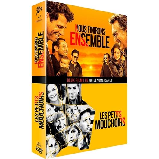 Coffret : Les petits mouchoirs - Nous finirons ensemble : Jean Dujardin, Marion Cotillard, …
