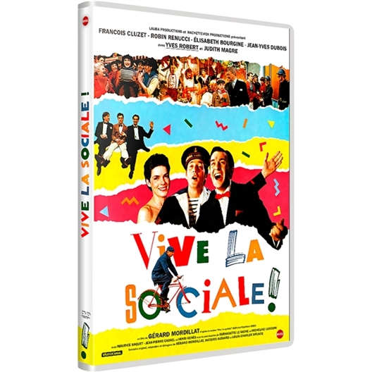 Vive la sociale : François Cluzet, Robin Renucci, …