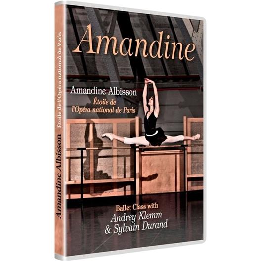Amandine : Master Class de l'Opéra de Paris