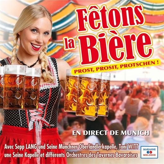Fêtons la bière ! : en direct de Munich