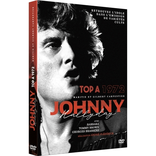 Top A Johnny Hallyday 1972