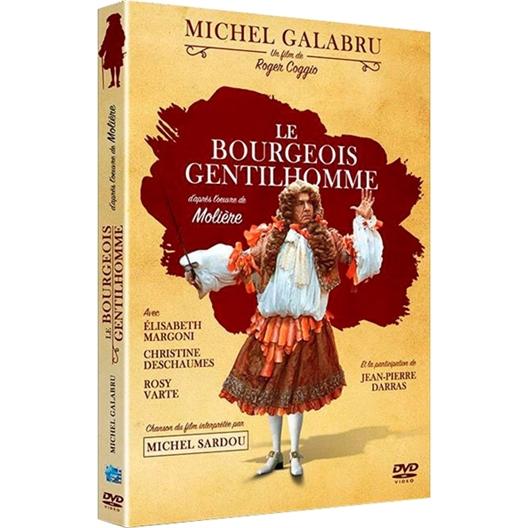 LE BOURGEOIS GENTILHOMME : Galabru, Coggio