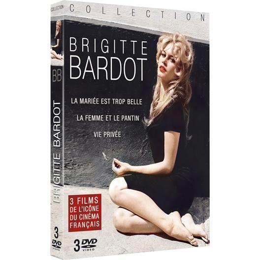 Coffret Brigitte Bardot