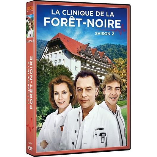 La Clinique de la Forêt-noire - Saison 2 : Klaus-Jürgen Wussow, Gaby Dohm