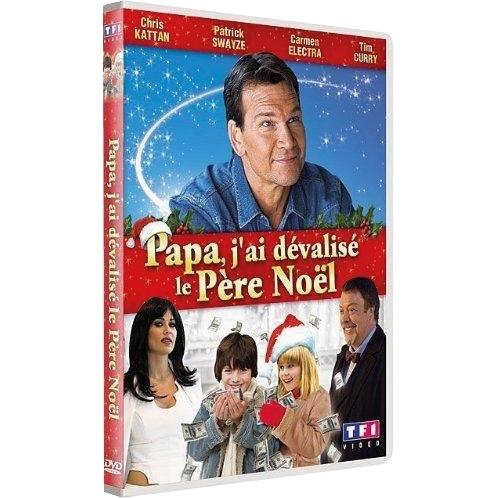 Papa, j'ai dévalisé le Père Noël : Patrick Swayze, Carmen Electra, …