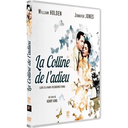 DVD La colline de l'adieu William Holden, Jennifer Jones, …