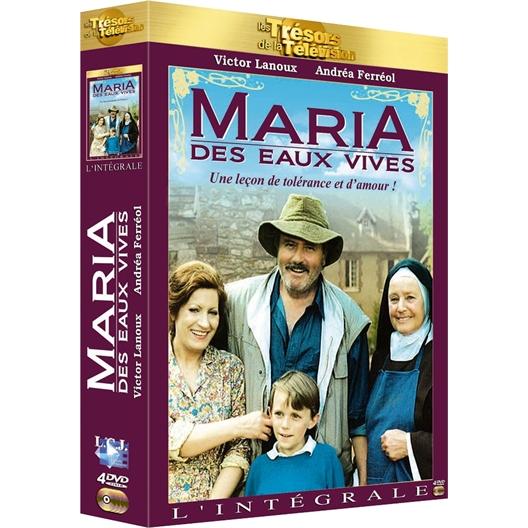 Maria des eaux vives : Maria Schell, Andréa Ferrol, Victor Lanoux...