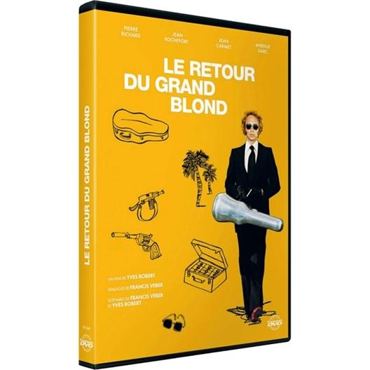 Le retour du grand blond : Bernard Blier, Pierre Richard…