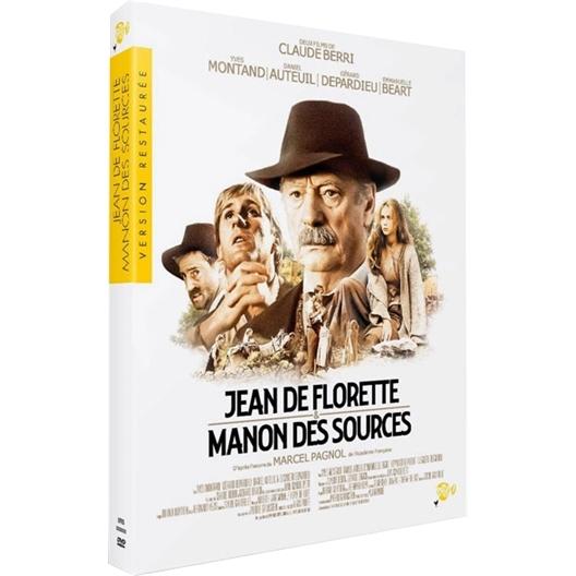 Jean de Florette & Manon des sources (2 DVD)