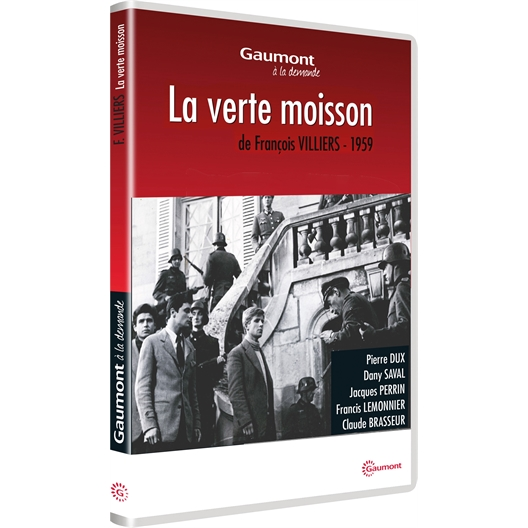 La verte moisson : Pierre Dux, Jacques Perrin, Claude Brasseur…