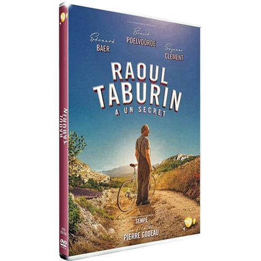Raoul Taburin a un secret : Benoît Poelvoorde, Edouard Baer, …