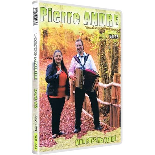 Pierre André : Mon pays, ma terre Vol. 17