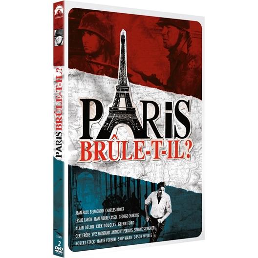 Paris brûle-t-il ? : Jean-Paul Belmondo, Charles Boyer, Leslie Caron