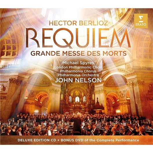 Requiem de Berlioz : Direction John Nelson