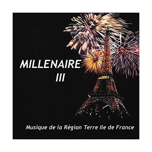 Millénaire III : Musique de la Région Terre Ile de France