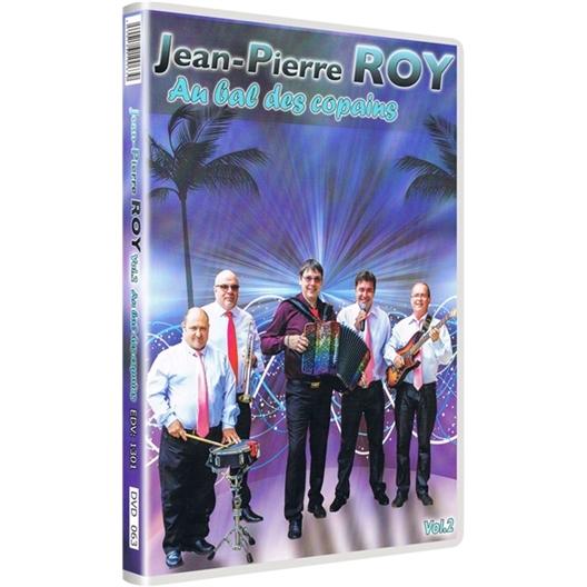 Jean-Pierre Roy : Au bal des copains
