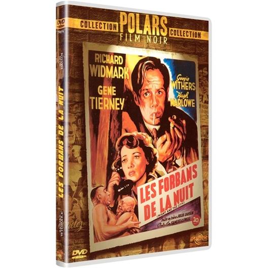 Les forbans de la nuit : Richard Widmark, Gene Tierney…