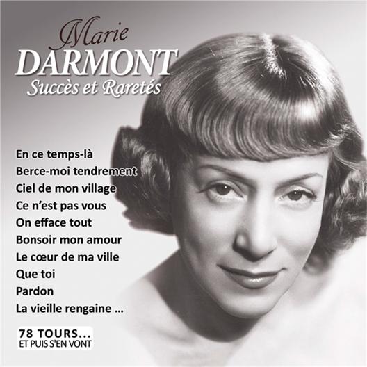 Marie Darmont