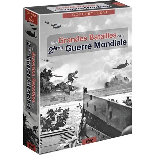 Les grandes batailles de la 2nde guerre mondiale