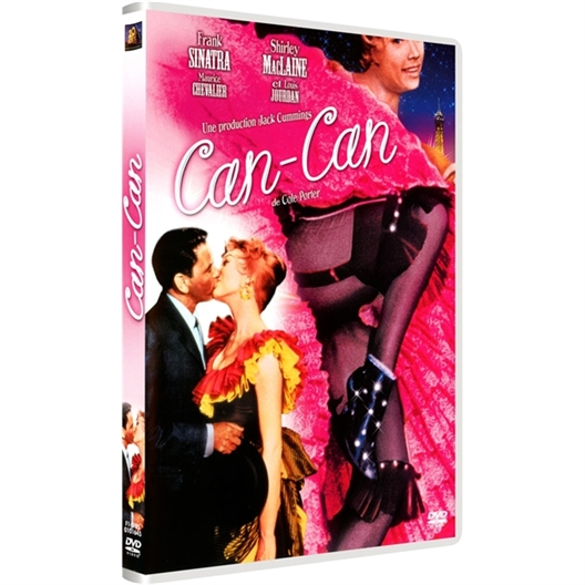 Can-Can : Frank Sinatra, Maurice Chevalier...