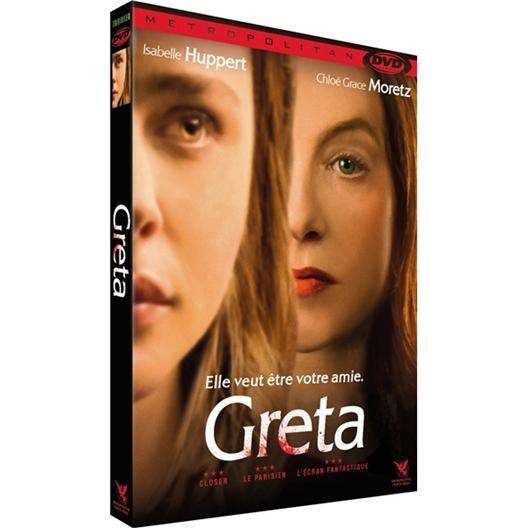 Greta : Isabelle Huppert, Chloë Grace Moretz, …
