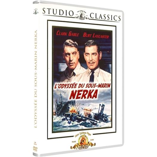 L'odyssée du sous-marin Nerka : Clark Gable, Burt Lancaster…