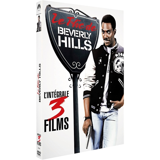 Le flic de Beverly Hills - La trilogie : Eddie Murphy, Judge Reinhold, …