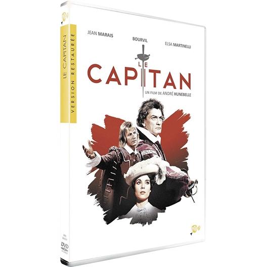 Le Capitan : Jean Marais, Bourvil, Lise Delamare…