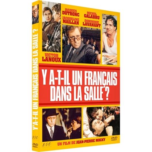 Y a-t-il un français dans la salle ? : Victor Lanoux, Jacques Dutronc…
