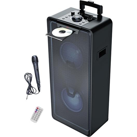 Enceinte CD Trolley 1000 Watts