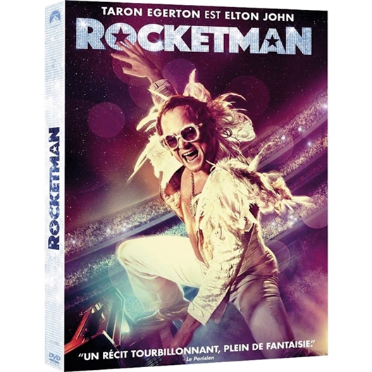 Rocketman : Taron Egerton, Jamie Bell, …