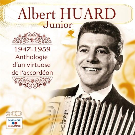 Albert Huard junior : 1947 - 1959