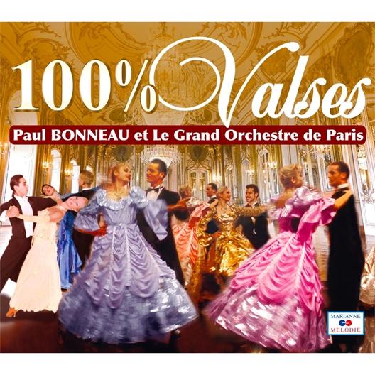 100% valses : Paul Bonneau et Le Grand Orchestre de Paris