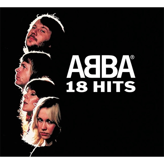 ABBA : 18 hits
