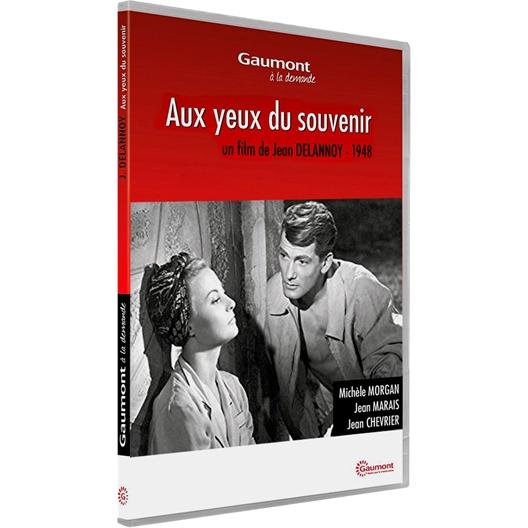 Aux yeux du souvenir : Jean Chevrier, Jean Marais, Michèle Morgan...