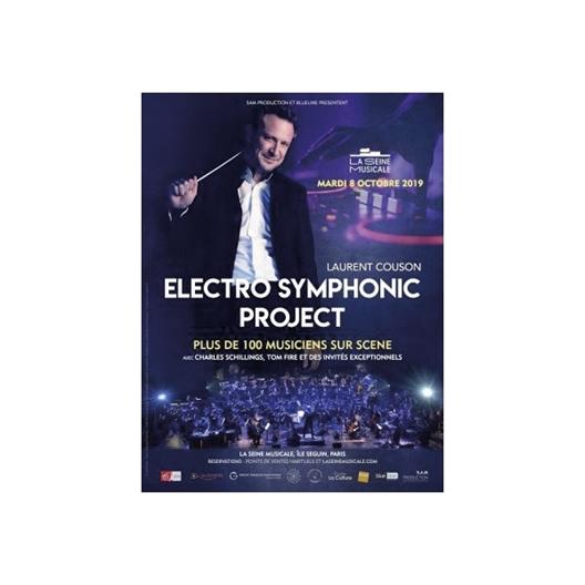 Laurent Couson : Electro Symphonic Project