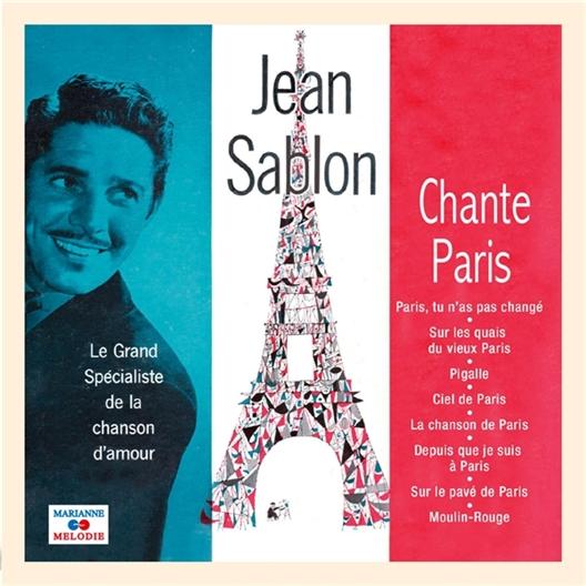 Jean Sablon : Chante Paris