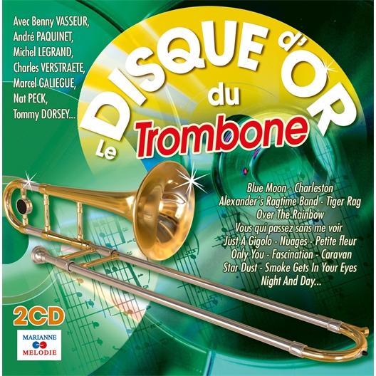 Le disque d'Or du Trombone