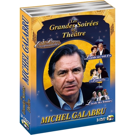 Michel Galabru : Marthe Mercadier, yannick Debain...