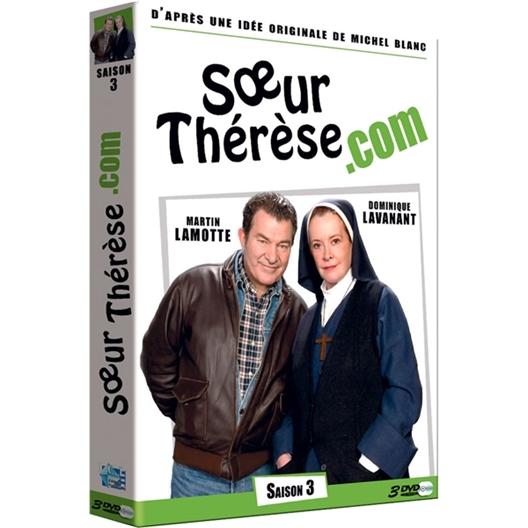 Sœur Thérèse.com - Volume 3 : Martin Lamotte, Dominique Lavanant…