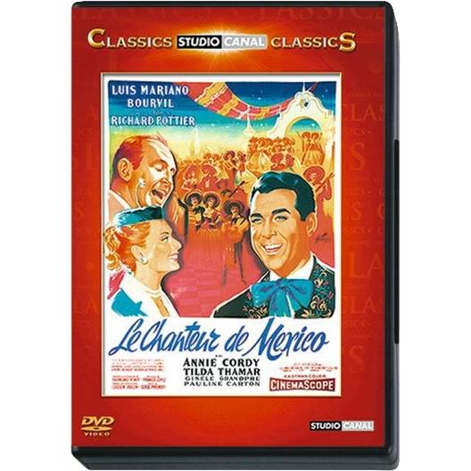 Le chanteur de Mexico : Mariano, Cordy, Bourvil