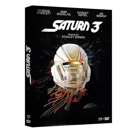 Saturn 3 : Farrah Fawcett, Kirk Douglas, …