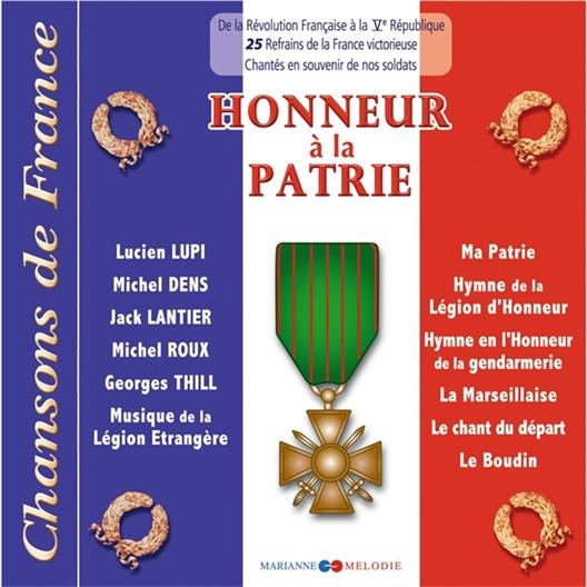 Honneur à la patrie : De la Révolution Française à la Cinquième République