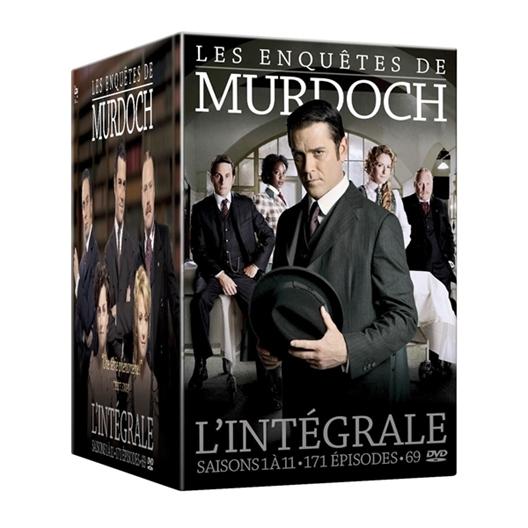 Les enquêtes de Murdoch - L'intégrale saisons une à onze : Yannick Bisson, Hélène Joy, …